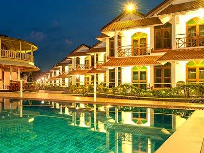 Отель Nanu Beach Resort & Spa 4* Южный Гоа Индия