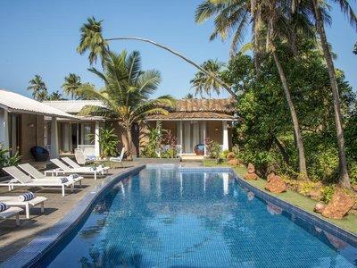 Отель Casa Vagator 4* Северный Гоа Индия