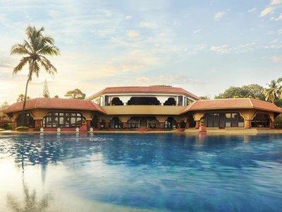 Отель Taj Fort Aguada Resort & Spa 5* Северный Гоа Индия