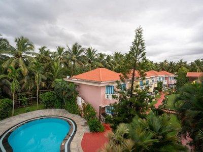 Отель Coconut Grove An Indy Resort 4* Южный Гоа Индия