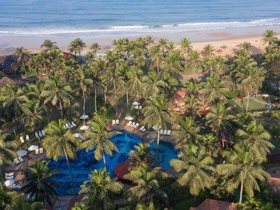 Отель Taj Holiday Village Resort & Spa 5* Северный Гоа Индия