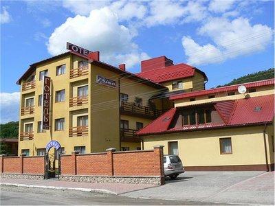 Отель Вика 3* Кременец Украина