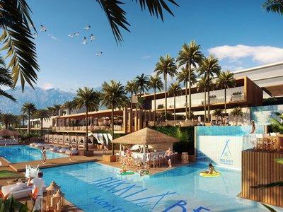 Отель Nikki Beach Resort & Spa Montenegro 5* Тиват Черногория