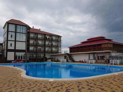 Отель Solemar Hotel 3* Железный Порт Украина