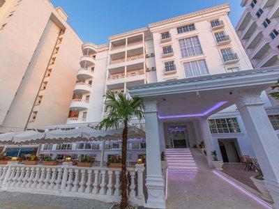 Отель Esal 4* Дуррес Албания