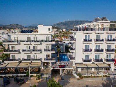 Отель Sole Mare 4* Ксамил Албания