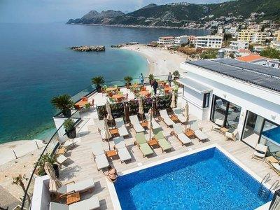 Отель Kalamper Hotel & SPA 4* Бар Черногория