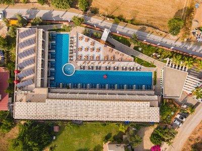Отель L Hotel Sarigerme 5* Сарыгерме Турция