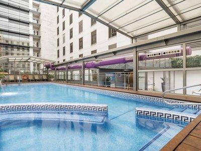 Отель Ilunion Malaga Hotel 4* Малага Испания