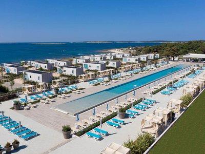 Отель Kazela Apartments 4* Медулин Хорватия