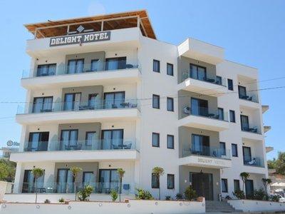 Отель Delight Hotel 3* Ксамил Албания