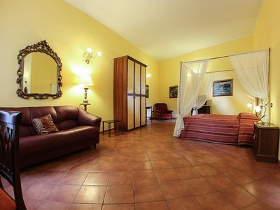 Отель Capodimonte Grand Hotel 4* Неаполь Италия