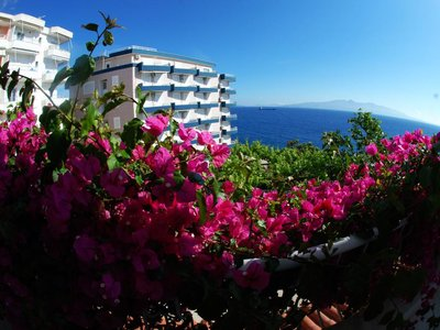 Отель Alvin Vila 2* Саранда Албания