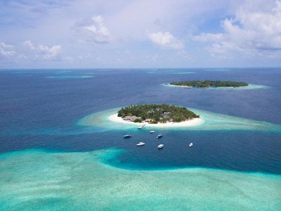 Отель Malahini Kuda Bandos 4* Северный Мале Атолл Мальдивы