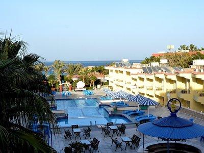 Отель Sand Beach Hotel 3* Хургада Египет