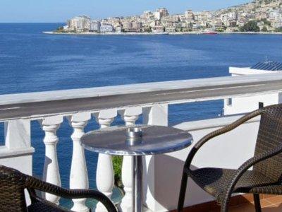 Отель Serxhio Hotel 3* Саранда Албания