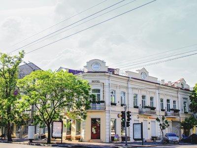 Отель Hotel 52 3* Одесса Украина