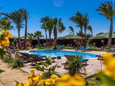 Отель Abu Dabbab Lodge 3* Марса Алам Египет