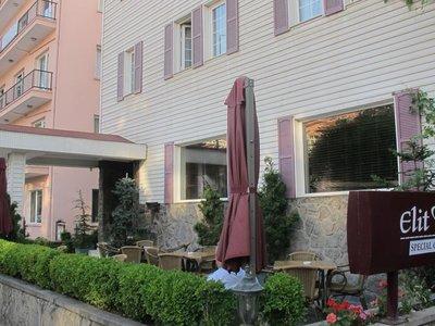 Отель Elit Palas Hotel 4* Анкара Турция