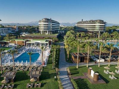 Отель Voyage Belek Golf & Spa 5* Белек Турция