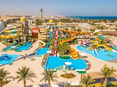 Отель Ali Baba Palace 4* Хургада Египет