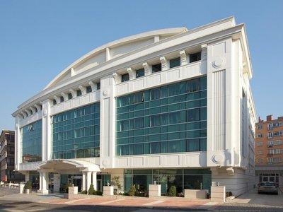 Отель Ankara Plaza Hotel 4* Анкара Турция