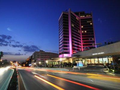 Отель Grand Ankara Hotel & Convention Center 5* Анкара Турция