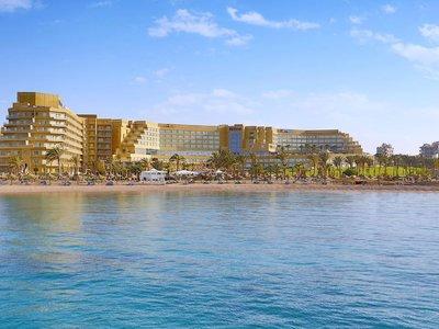 Отель Hilton Hurghada Plaza 5* Хургада Египет