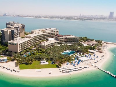 Отель Rixos The Palm Dubai 5* Дубай ОАЭ