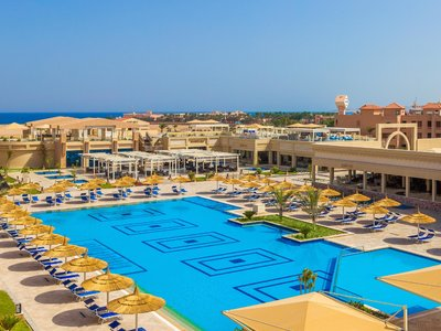 Отель Albatros Aqua Vista Resort 4* Хургада Египет