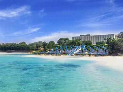 Отель BM Beach Hotel 4* Рас Аль-Хайма ОАЭ