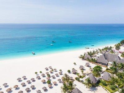 Отель Gold Zanzibar Beach House & Spa 5* Занзибар Танзания