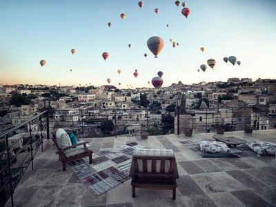 Отель Elika Cave Suites 2* Каппадокия Турция