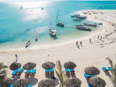 Отель Sun Sea Bar 4* Занзибар Танзания