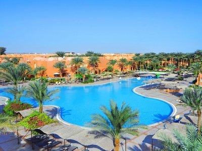 Отель Jaz Makadi Oasis Resort 5* Макади Бей Египет