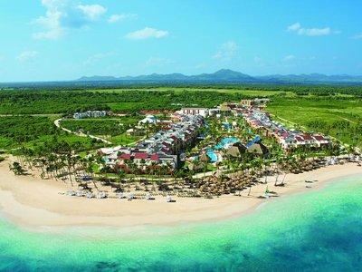 Отель Breathless Punta Cana Resort & Spa 5* Уверо-Альто Доминикана