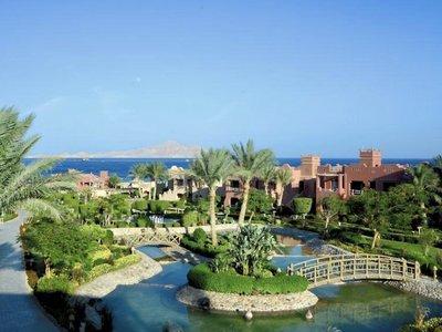 Отель Charmillion Sea Life Resort 4* Шарм эль Шейх Египет