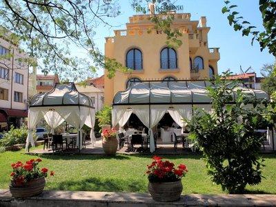 Отель Парк Отель Сандански 3* Сандански Болгария