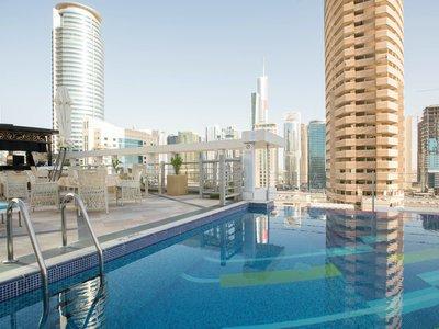 Отель Marina Byblos Hotel 4* Дубай ОАЭ