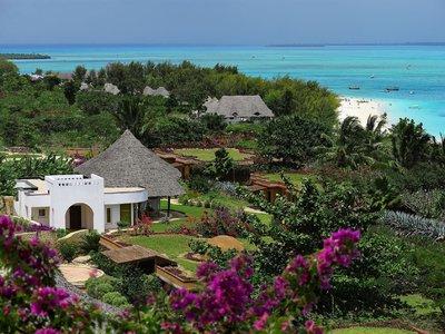 Отель Diamonds Star Of The East 5* Занзибар Танзания