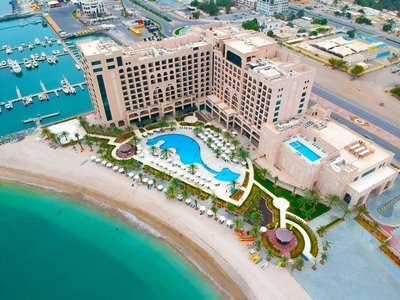 Отель Al Bahar Hotel & Resort 5* Фуджейра ОАЭ