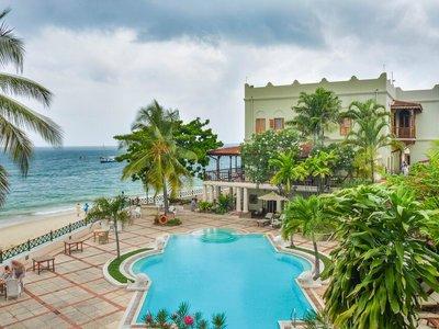 Отель Zanzibar Serena Hotel 5* Занзибар Танзания