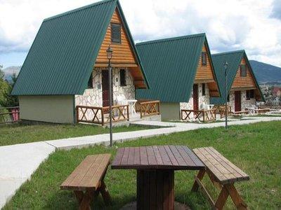 Отель Durmitor Bungalows 3* Жабляк Черногория