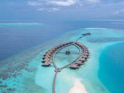 Отель Huvafen Fushi 5* Северный Мале Атолл Мальдивы