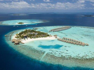 Отель lti Maafushivaru Maldives 5* Ари (Алифу) Атолл Мальдивы