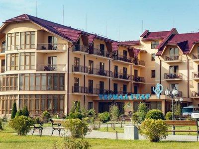 Отель Термал Стар 4* Ужгород Украина - Карпаты