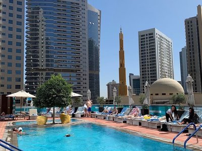 Отель TRYP by Wyndham Dubai 4* Дубай ОАЭ