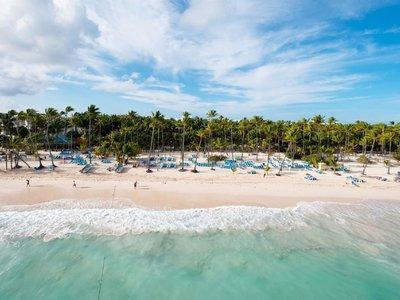 Отель Riu Naiboa Hotel 4* Пунта Кана Доминикана