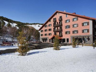 Отель Dedeman Palandoken Ski Lodge 4* Паландокен Турция