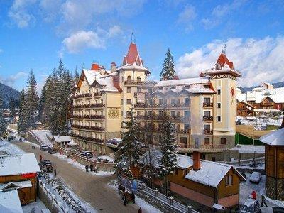 Отель Patkovski Hotel 2* Буковель (Поляница) Украина - Карпаты
